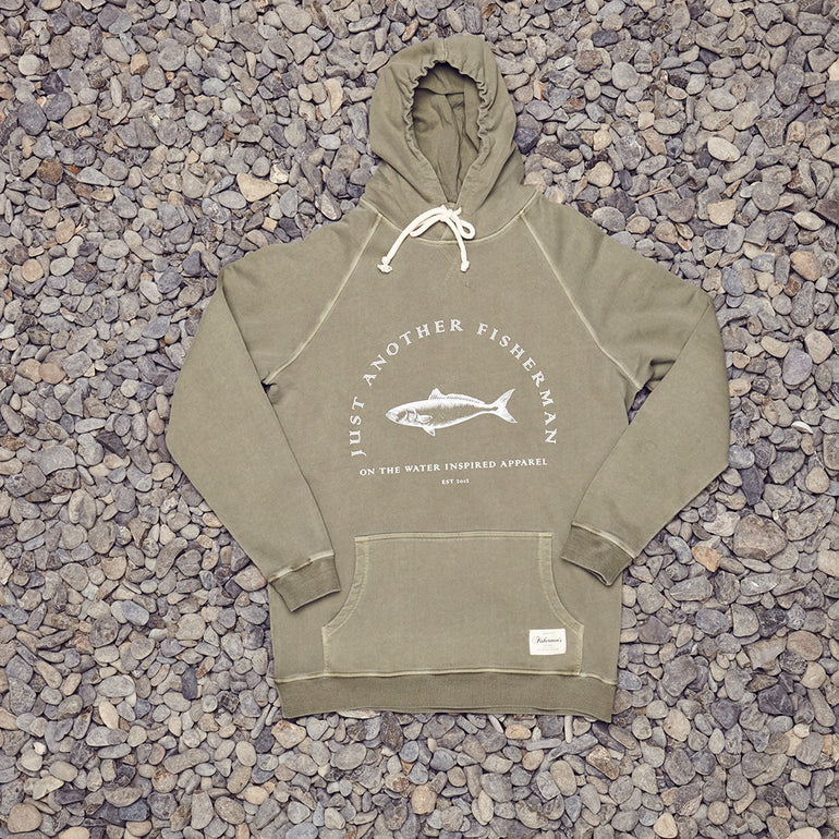 Just Another Fisherman Y Hood - Khaki