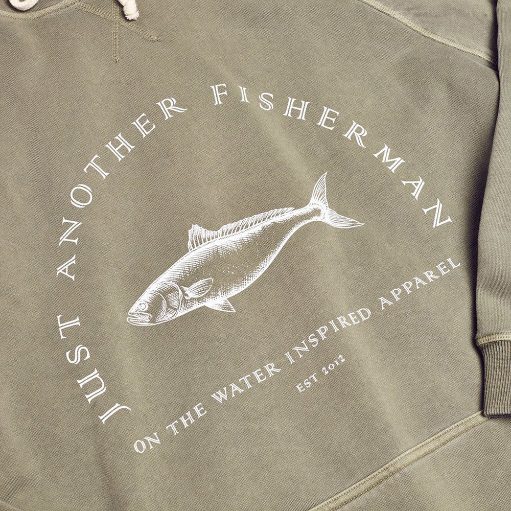 Just Another Fisherman Y Hood (Khaki)