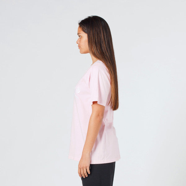 Lower Active Tee / Page (Puff) Pink