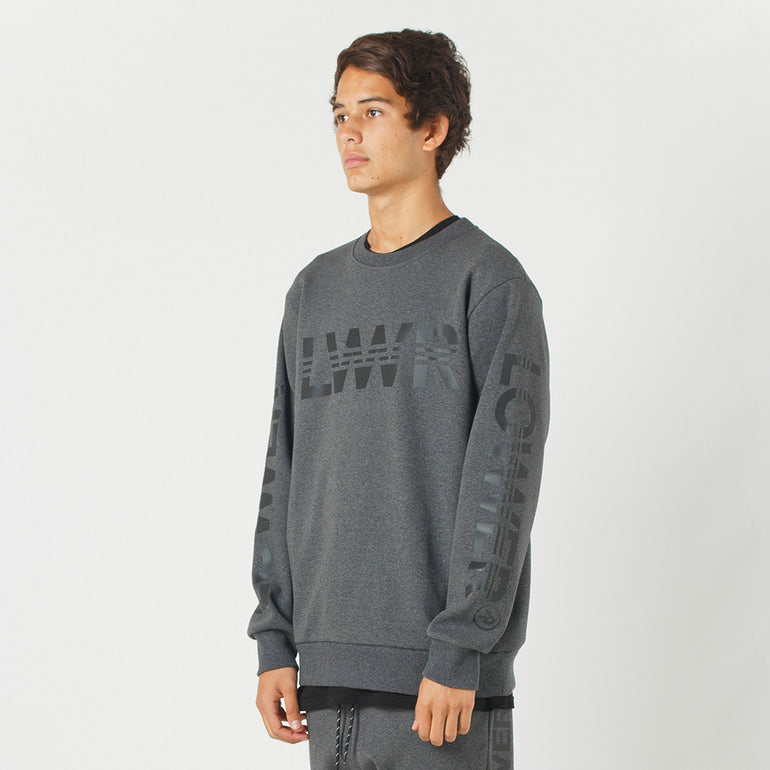Lower Sport Bench Crew / Circuit (reflective) in Dark Grey