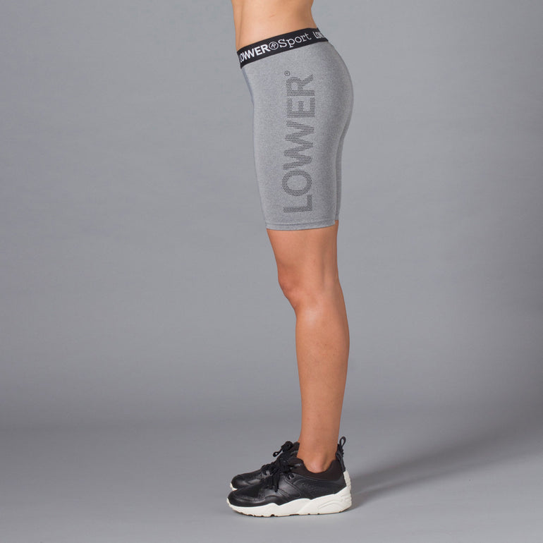 Lower Sport Bike Shorts - Grey