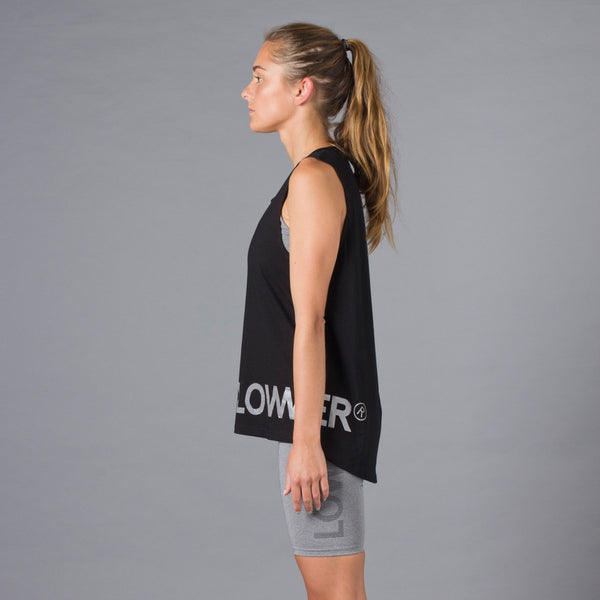 Lower Sport Action Tank / Triple U - Black