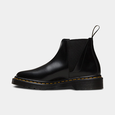 Dr. Martens Bianca Smooth Chelsea Boot - Black