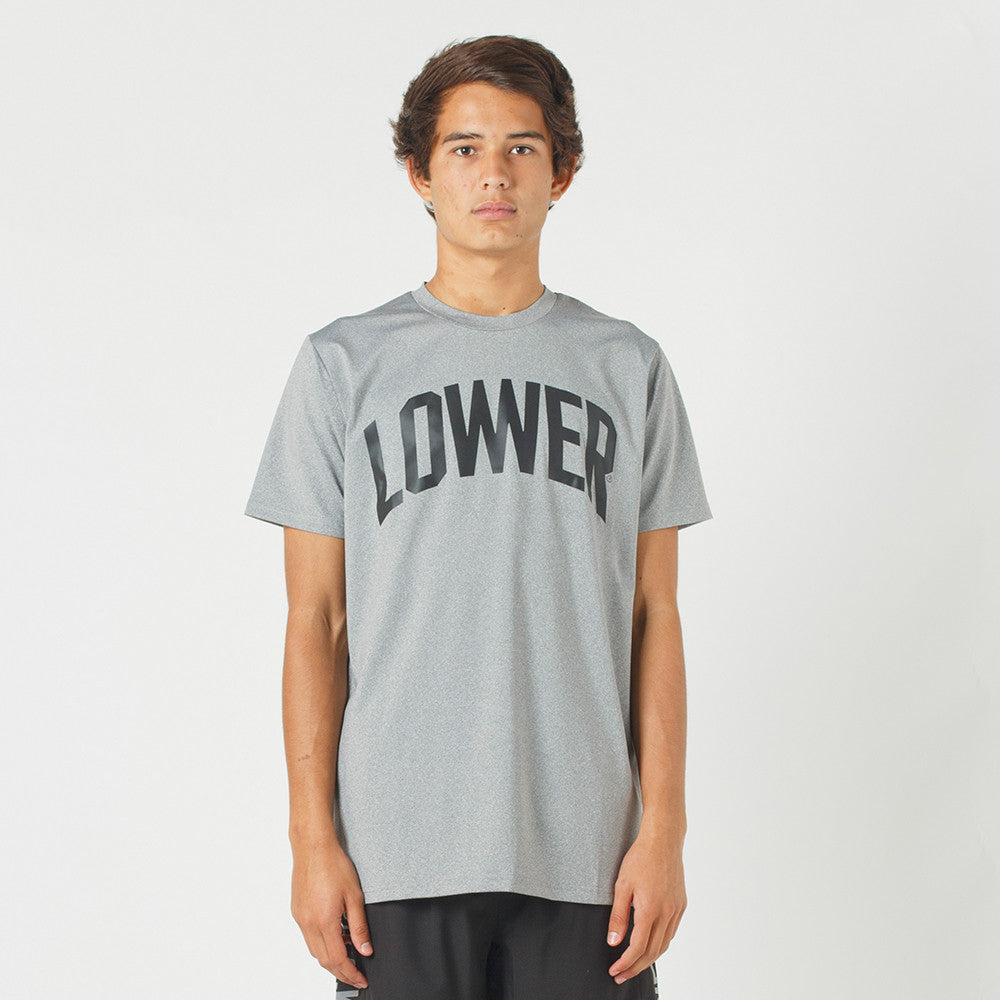 Lower Sport Field Tee / Edge - Grey