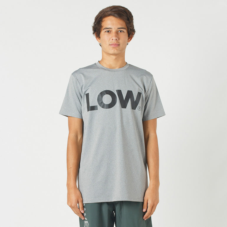 Lower Sport Field Tee / Low - Grey