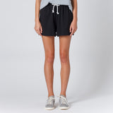Five Each Relaxed Short - Black