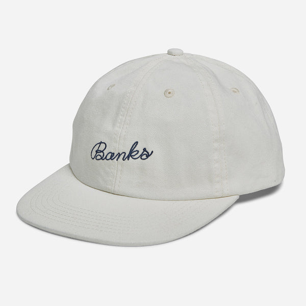 BANKS Outfield Hat - Off White