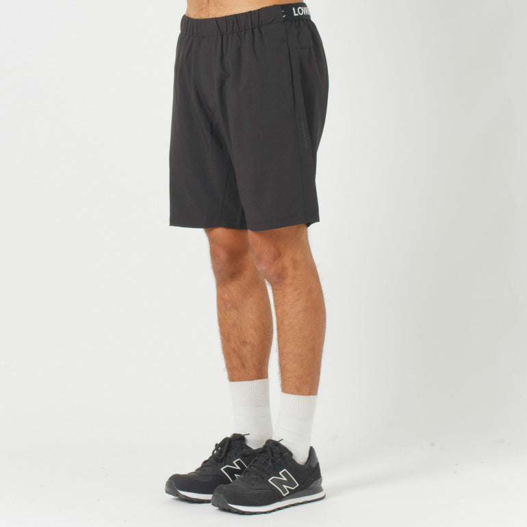 Lower Sport Gym Short / Triple U (reflective) in Black