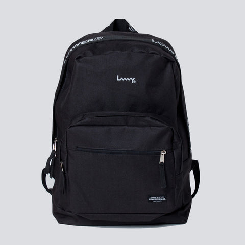 Lower LWR Backpack - Black