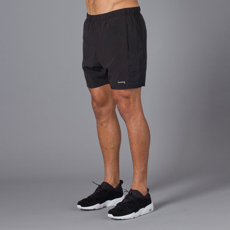 Lower Sport Panel Shorts - Black