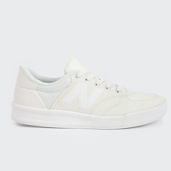 New Balance Court 300 in White/Cream