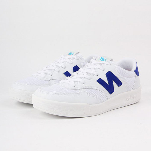 New Balance Court 300 - White/Blue