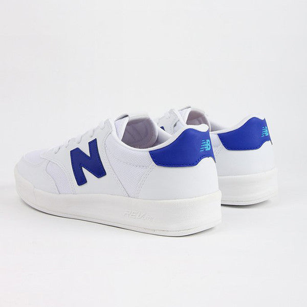 New Balance Court 300 (White/Blue)