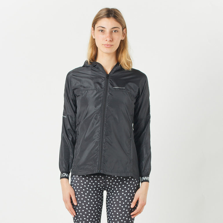 Lower Sport Courtside Jacket - Black