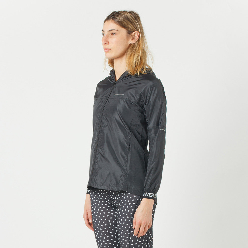 Lower Sport Courtside Jacket in Black