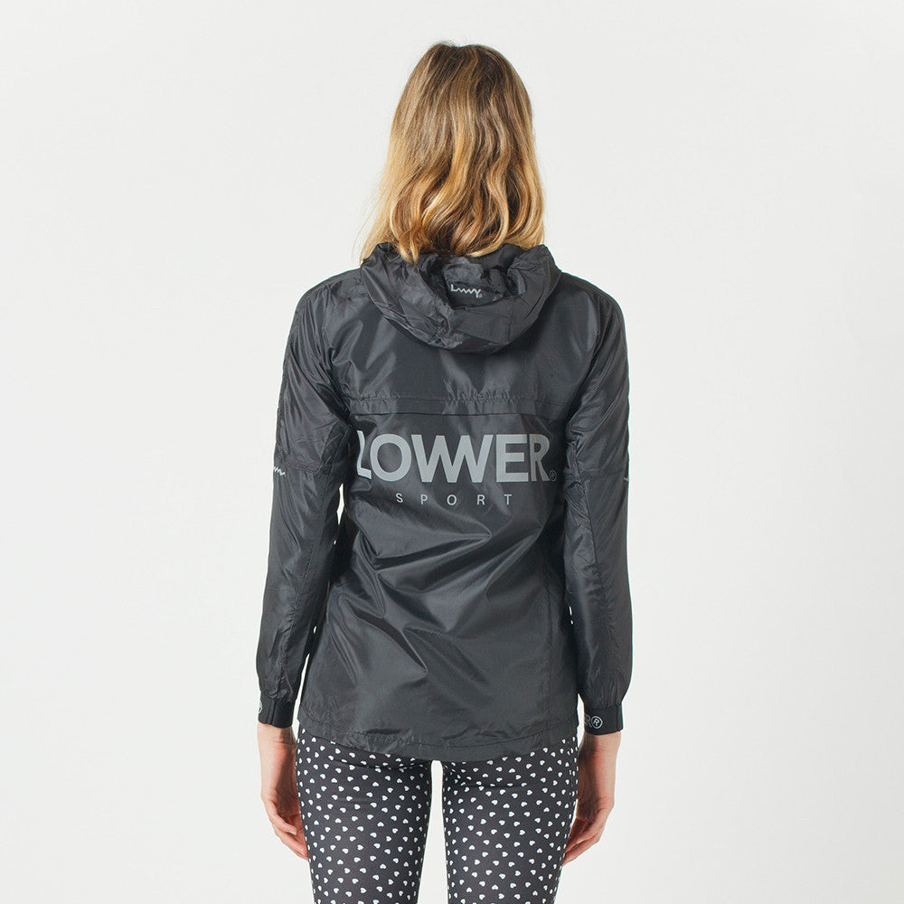 Lower Sport Courtside Jacket Black