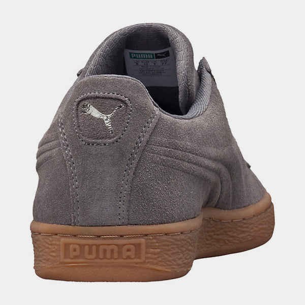 Suede Classic Debossed by PUMA Steel Grey Peacoat