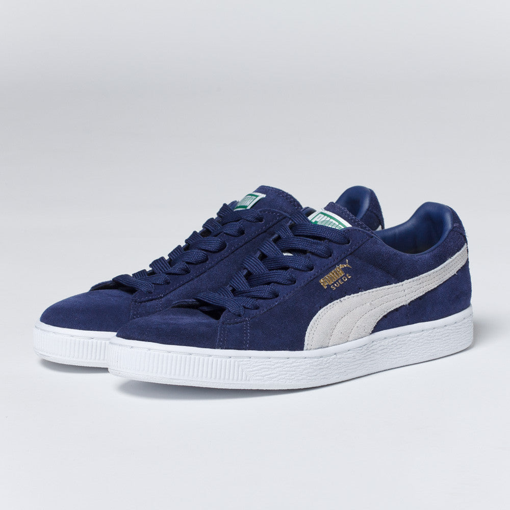 PUMA Suede Classic Shoes - Blue