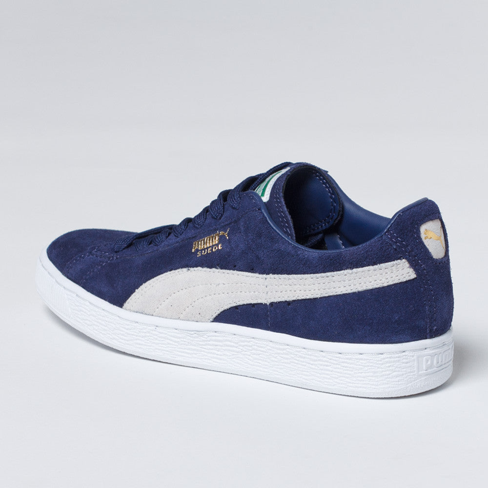 PUMA Suede Classic Shoes Blue