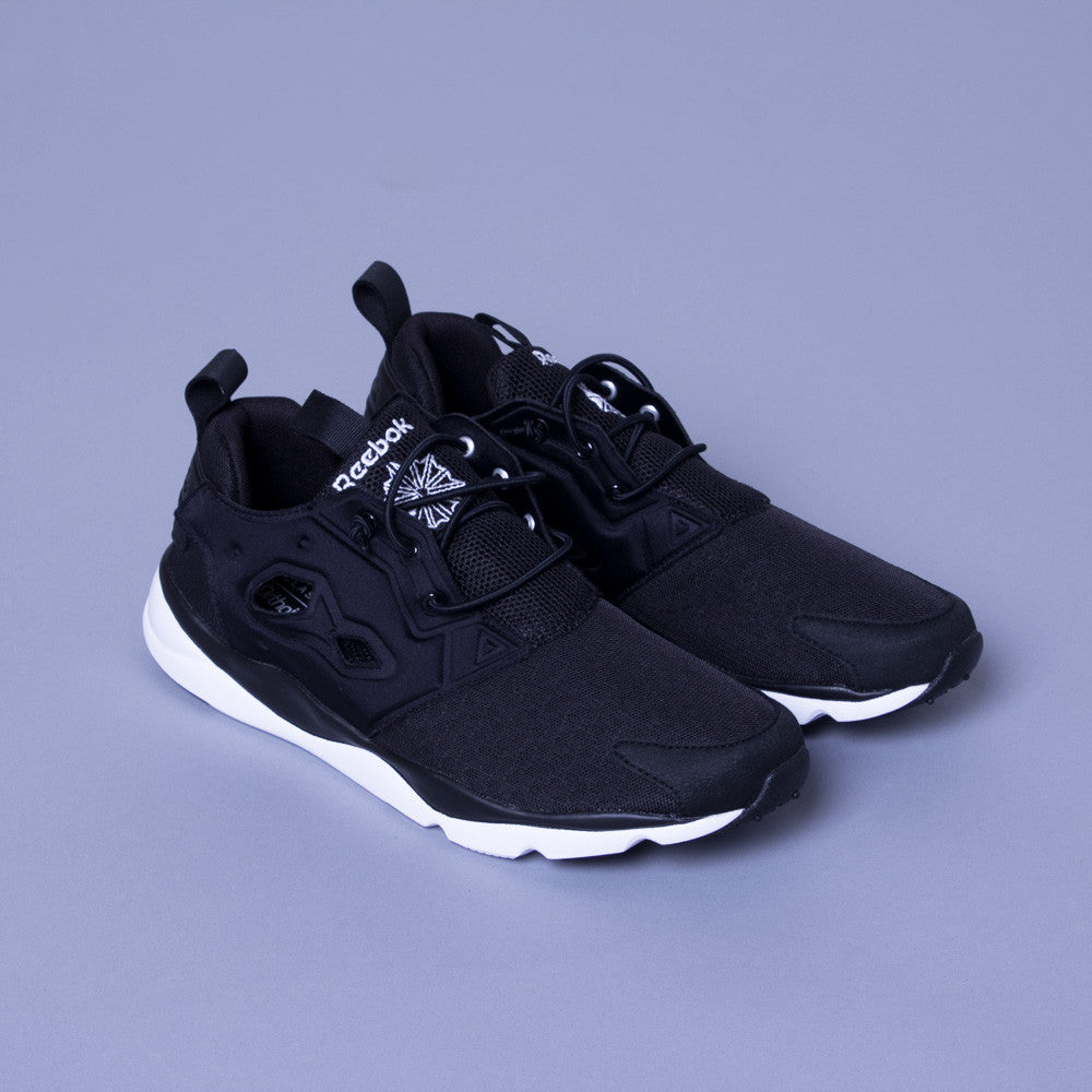 Reebok Furylite in Black and White