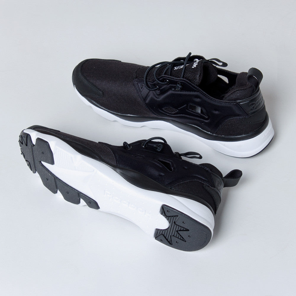 Furylite by Reebok in Black and White