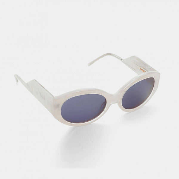 Kaibosh / Stage Serenity Sunglasses in Mother Of Pearl