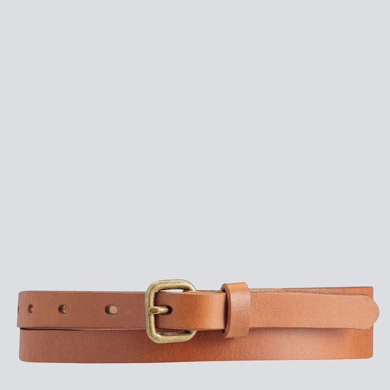 Status Anxiety Only Lovers Left Belt - Tan