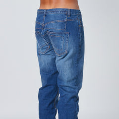 Thing Thing Stooge Jean Mid Blue