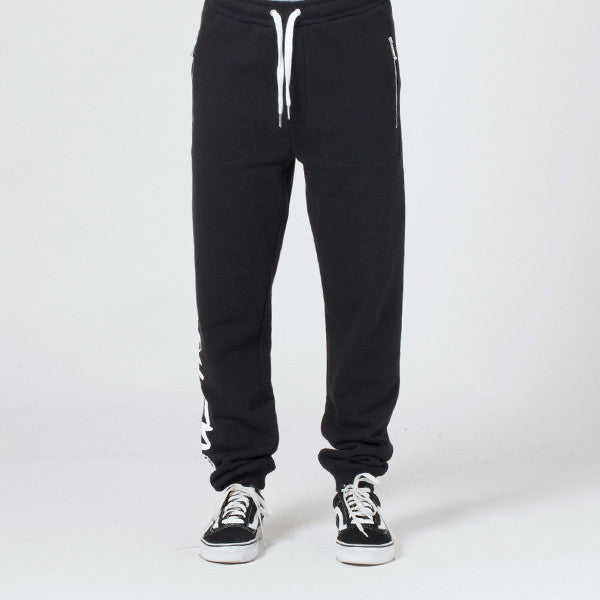 Lower Troop Trackie / Skitse - Black