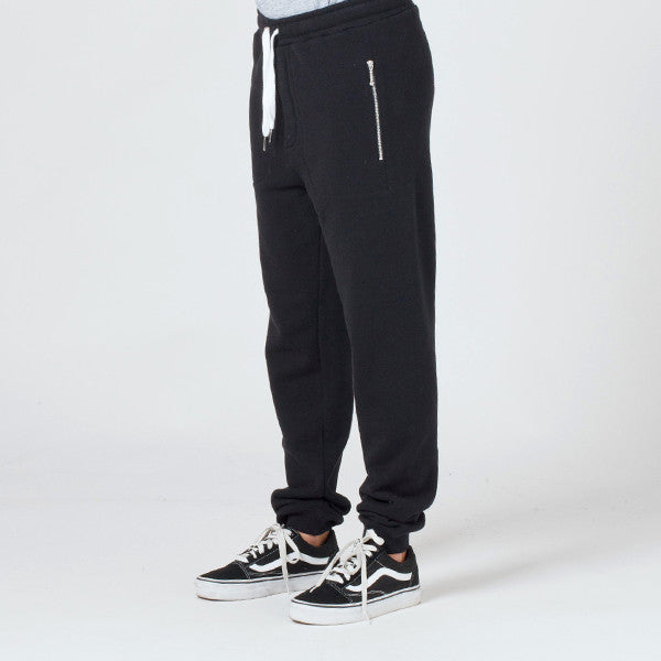 Lower Troop Trackie / Skitse in Black