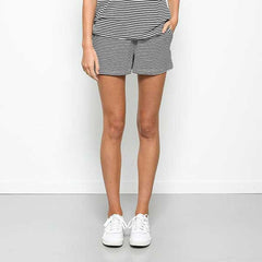 Five Each / Relax Shorts - Stripe