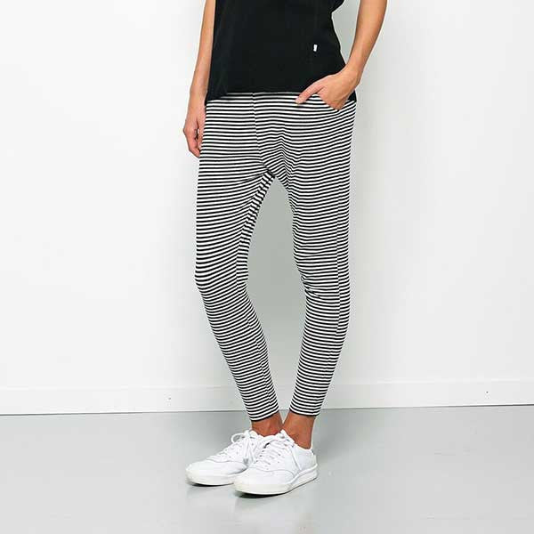 Five Each / Lounge Pant - Stripe