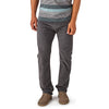 Men's Straight Fit Cords - Short - Forge Grey w/Forge Grey