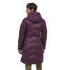 Women's Down with It Parka - Deep Plum