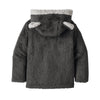 Baby Furry Friends Hoody - Forge Grey