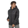 Women's Down Sweater Hoody - Roamer Red
