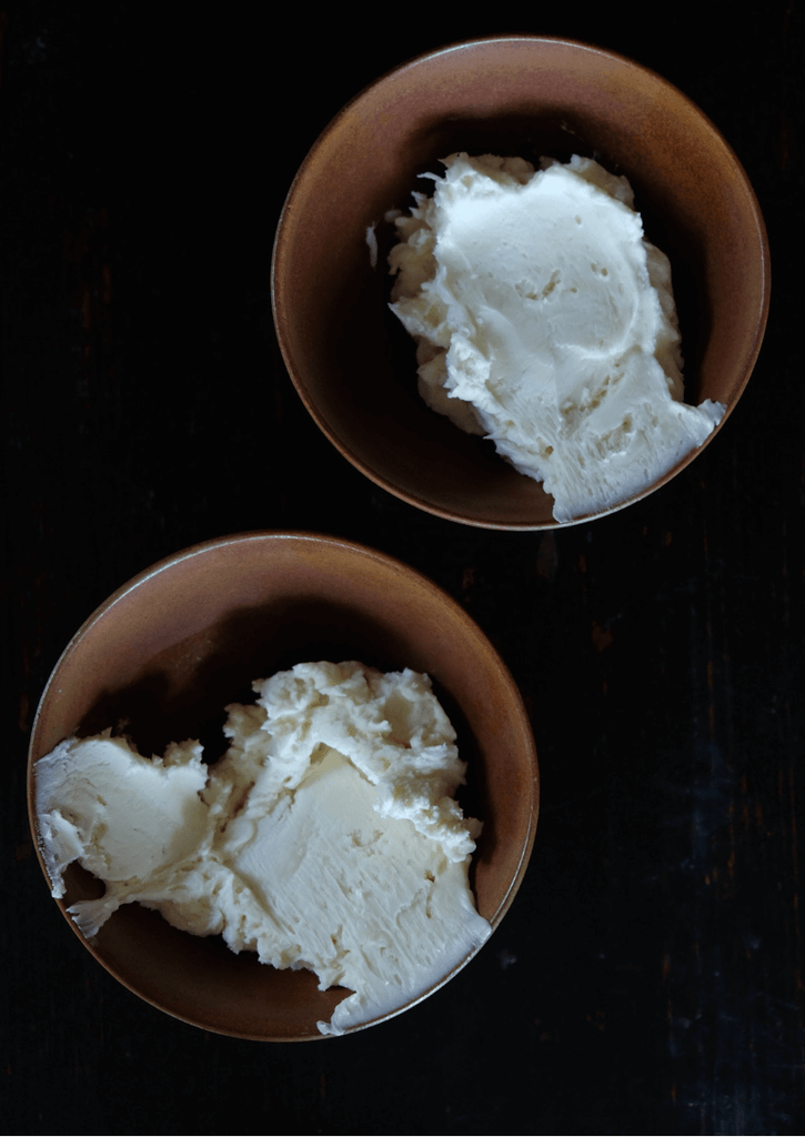 naked beauty: whipped detoxifying body butter