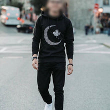 Load image into Gallery viewer, (MENS) Crescent+Unity Hoodie