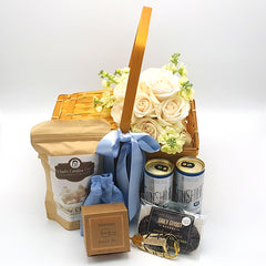 Wedding Welcome Picnic Basket for Hotel Guests