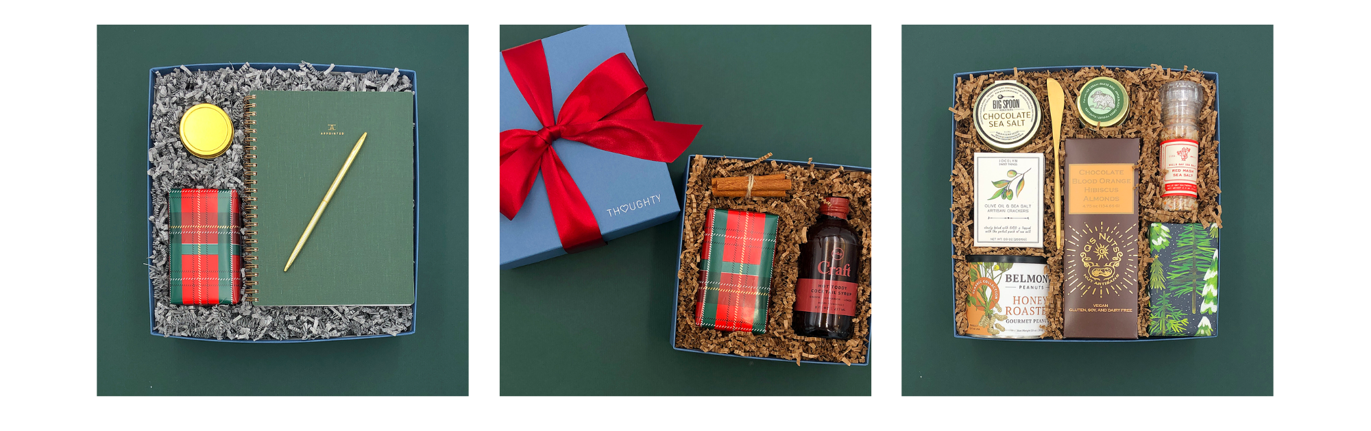 Holiday corporate gift catalog