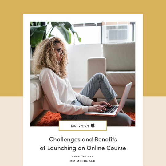 15 | Challenges and Benefits of Launching an Online Course