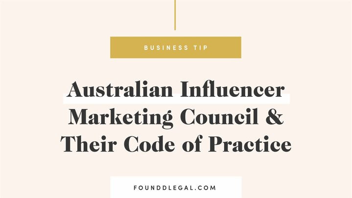 What is AIMCO and What's Their New Influencer Marketing Code? | Foundd Legal Blog