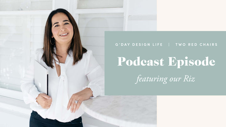 G'Day Design Life | Two Red Chairs Podcast