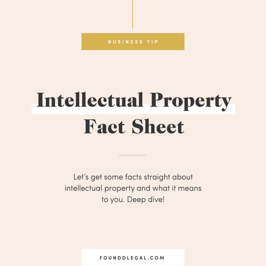 Intellectual Property Fact Sheet