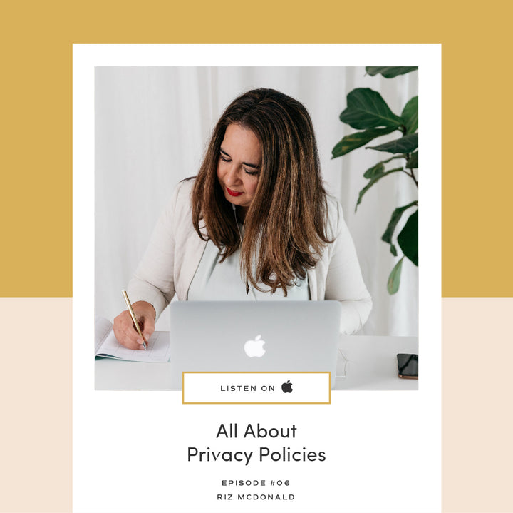 06 | All About Privacy Policies