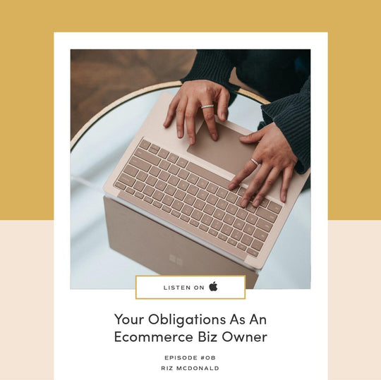 Your Obligations as an E-Commerce Business Owner