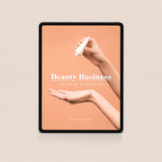 Beauty Business Checklist