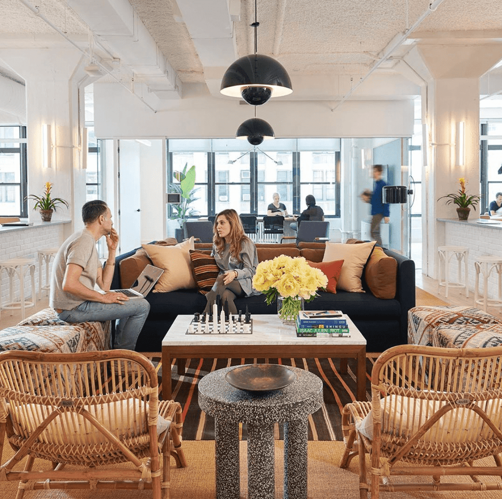 WeWork Co-Working
