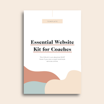Essential Website Kit for Coaches