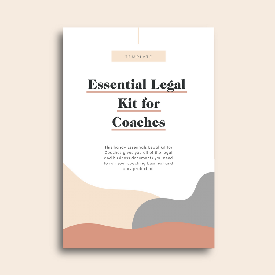 Essential Legal Kit for Coaches